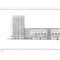 Новый корпус гостиницы «Харьков»
