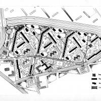 Предпроектное предложение застройки микрорайона № 8 по проспекту ГАГАРИНА