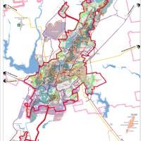 Работа по зонингу Кривого Рога прошла рассмотрение в Днепропетровске