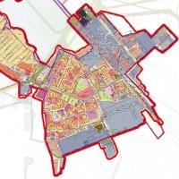 План зонирования территории (зонинг) г. Павлоград. 2013 г.