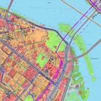 План зонирования территории (зонинг) г. Днепропетровск. 2013 г.