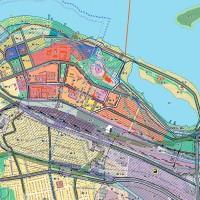 План зонирования территории (зонинг) г. Днепродзержинск. 2013 г.