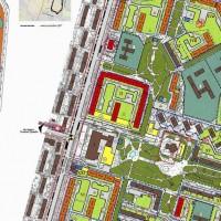 Детальный план территории жилого квартала, ограниченного улицами: Осенней, Байкальской, Косиора в г.Днепропетровске