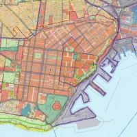 Разработка плана зонирования территории г. Одессы