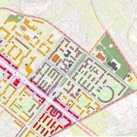 """Науково-проектна документація щодо визначення меж і режимів використання зон охорони пам'яток архітектури та містобудування в межах історичного ареалу """"Соціалістичне Запоріжжя"""""""
