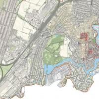 Історико-архітектурний опорний план м. Новомосковськ Дніпропетровської області